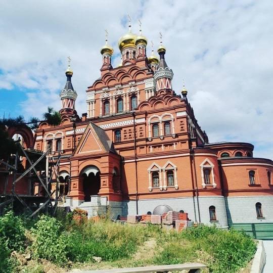 Топловский Монастырь, цена — 1800 рублей.